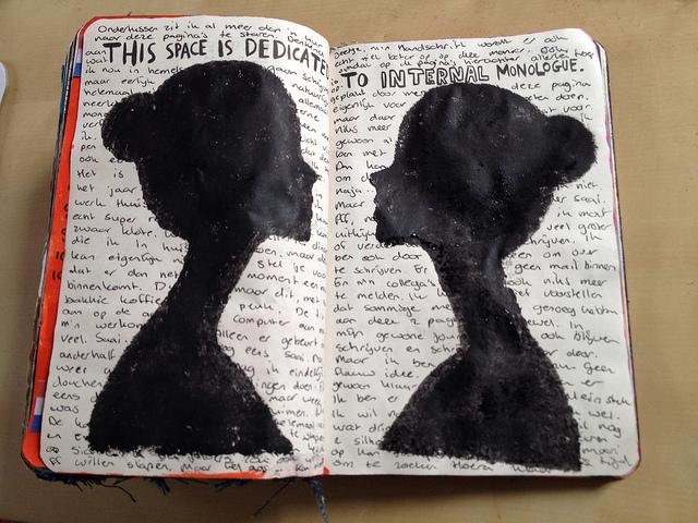 bleupaillette wreck this journal