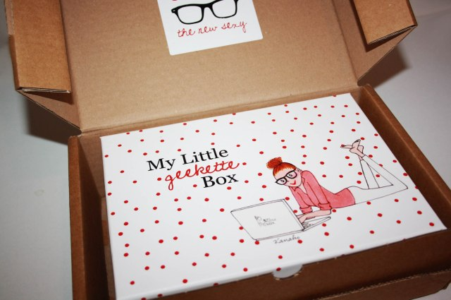 My little box mars 2013