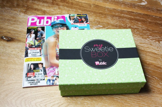 my sweeties box