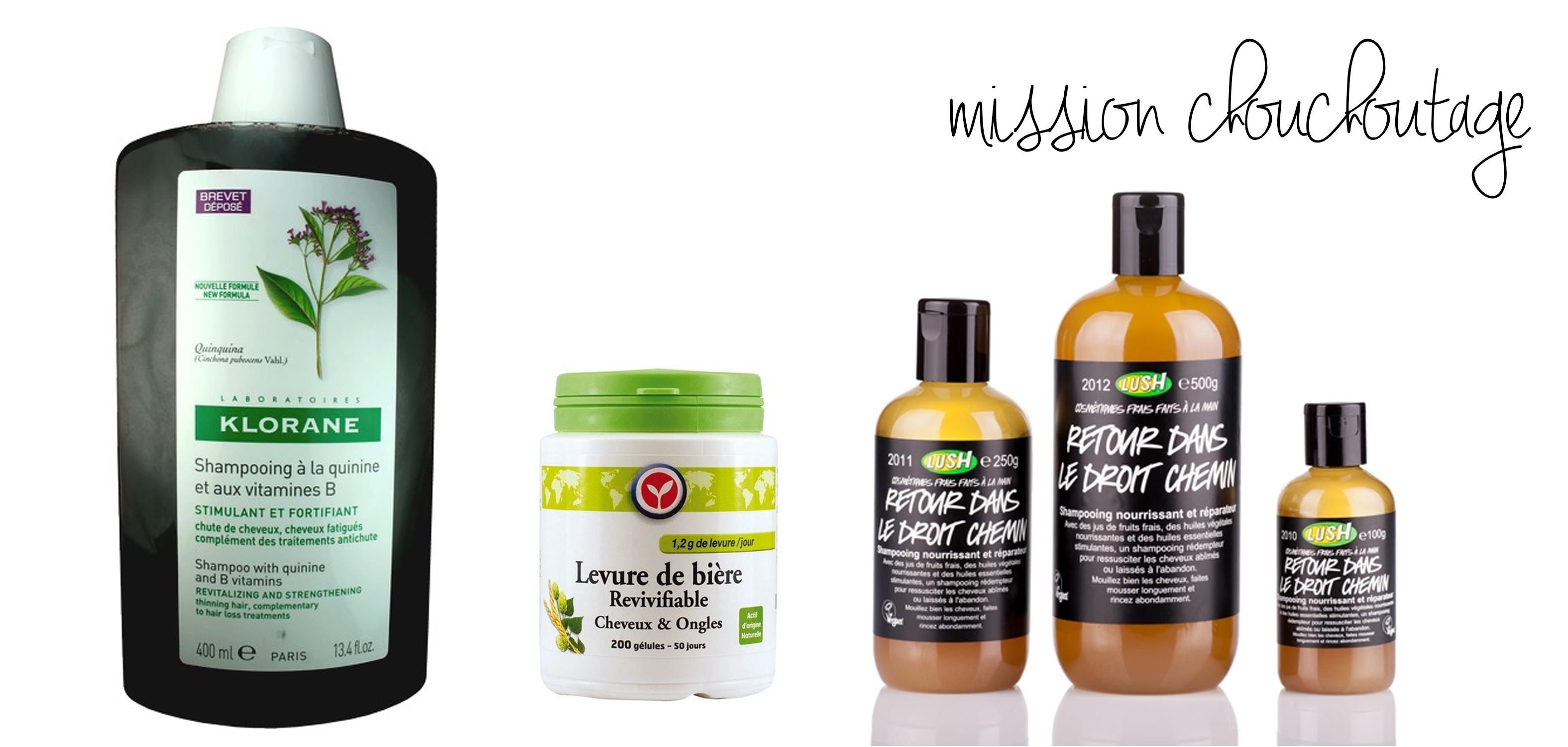 Les huiles professionnelles pour la restitution des cheveu