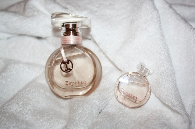 avis parfum repetto