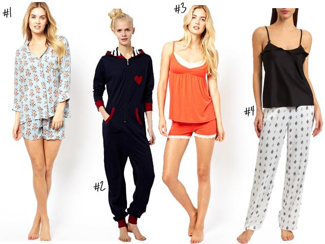pyjama blog mode