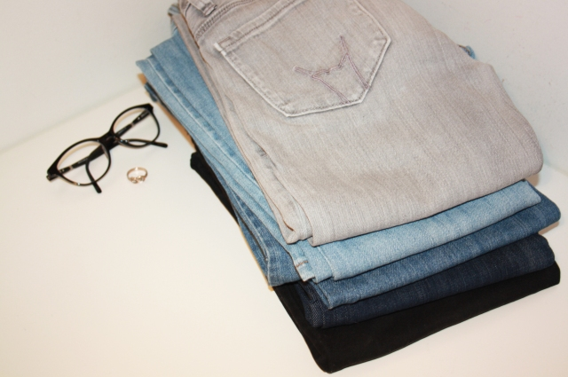 degradé de jeans blog mode
