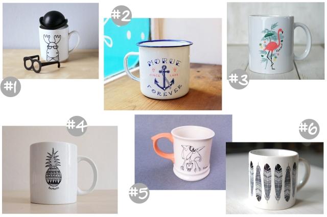 mug selection shopping blog bleupaillette surfeuse