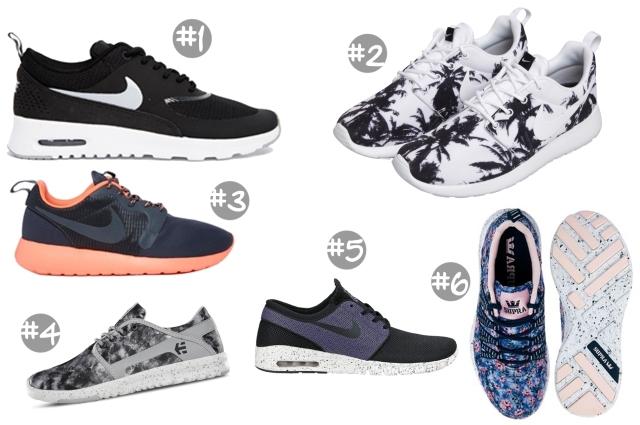 running shoes femme pour la ville blog mode