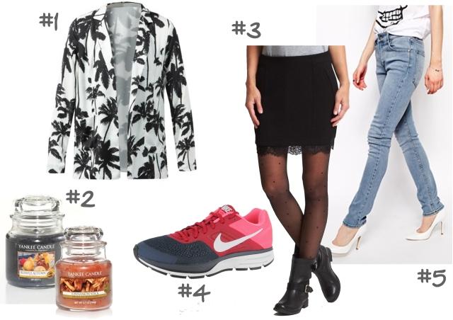 shoppping list otomne bleupaillette